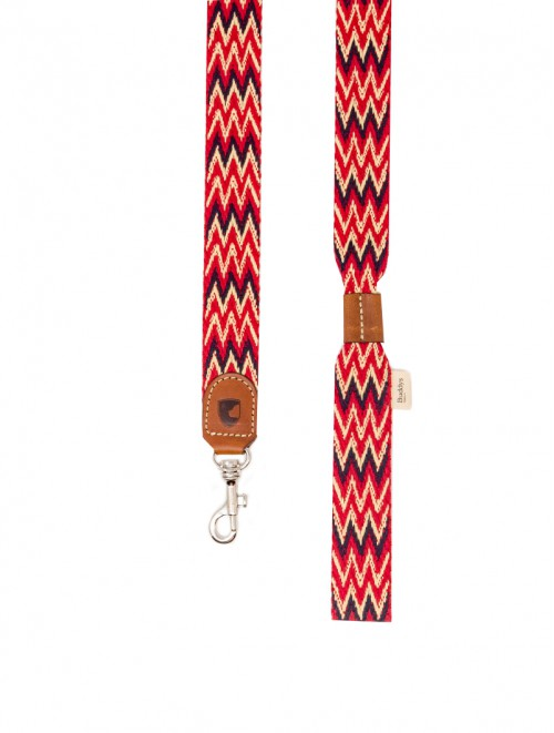 Peruvian red dog lead
