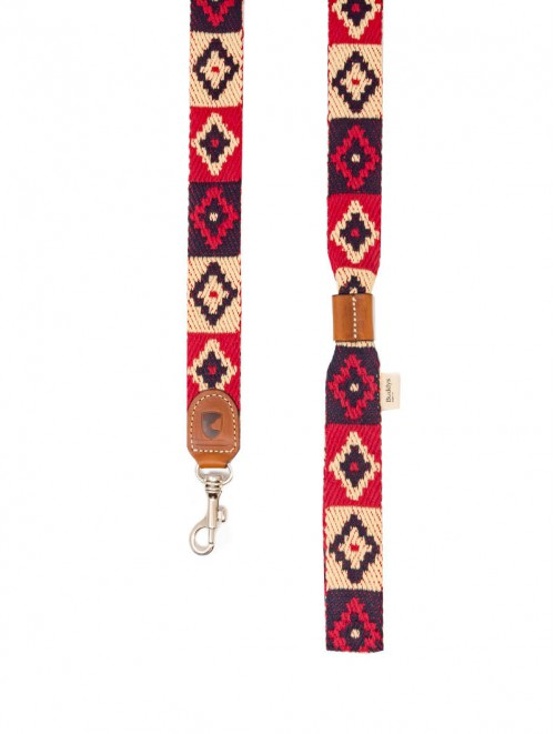 Peruvian Indian red dog lead