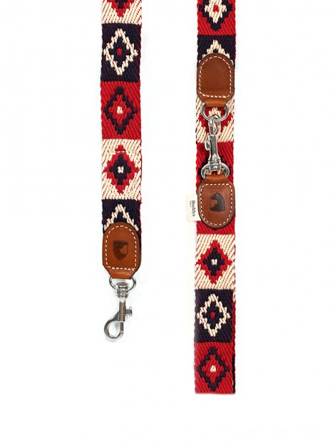Peruvian Indian  adjustable dog lead